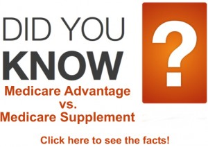 Medicare Advantage vs. Medicare Supplement